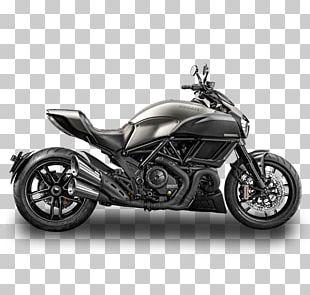 Honda Ducati Diavel Motorcycle Price PNG