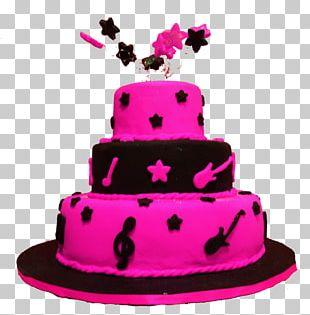 Sugar Cake Birthday Cake Torte Cupcake PNG