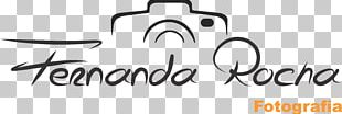 Logo Photography Brand Black And White Santos PNG