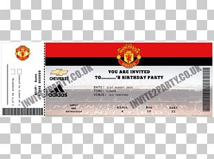 Wedding Invitation Manchester United F.C. Baby Shower PNG