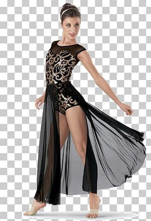 Dance Costume Dress Contemporary Dance PNG