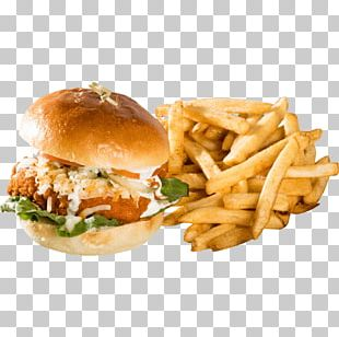 Hamburger Fast Food French Fries Buffalo Wing Breakfast Sandwich PNG