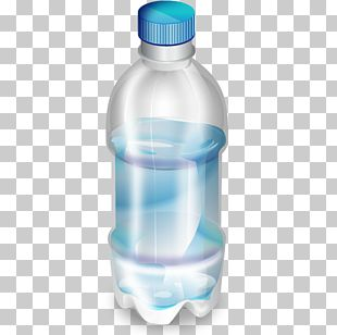 Liquid Plastic Bottle Water Bottle Drinkware PNG