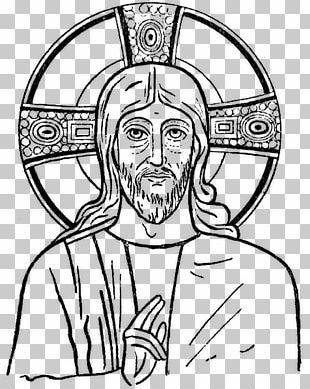 Jesus Drawing PNG