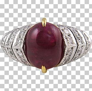 Jewellery Gemstone Ruby Clothing Accessories Jewelry Design PNG