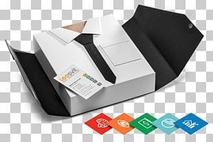 Paper Gift Wrapping Packaging And Labeling Box PNG