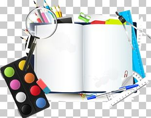 School Supplies Education PNG