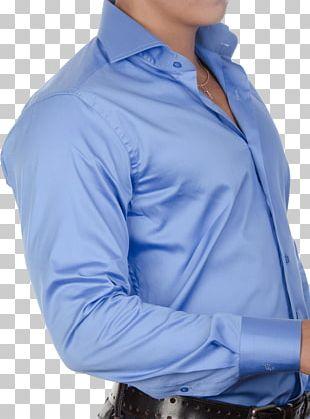 Sleeve T-shirt Dress Shirt Cuff PNG
