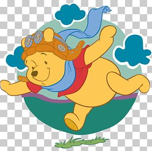 Winnie-the-Pooh Piglet Donald Duck Daisy Duck Mickey Mouse PNG