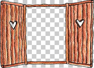 Window Wood Drawing Icon PNG