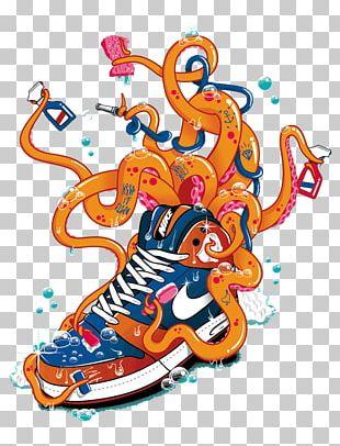 T-shirt Shoe Football Boot Illustration PNG