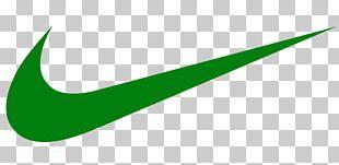 Green Logo Swoosh Nike Desktop PNG
