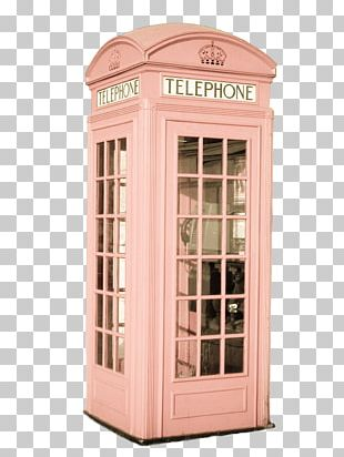 Telephone Booth Red Telephone Box PNG