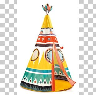 Tipi Djeco Child Game Tent PNG