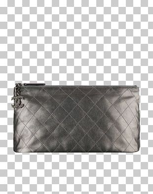 Chanel Leather Coin Purse Bag Wallet PNG