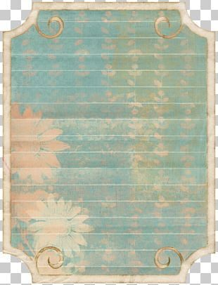 Blog Scrapbooking Rectangle Wood Stain Victorian Era PNG
