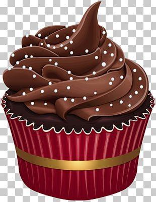 Cupcake Muffin Macaron Bakery Torta PNG