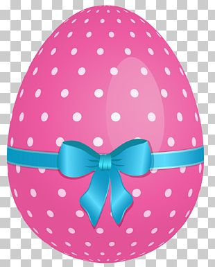 Easter Bunny Easter Egg Pink PNG