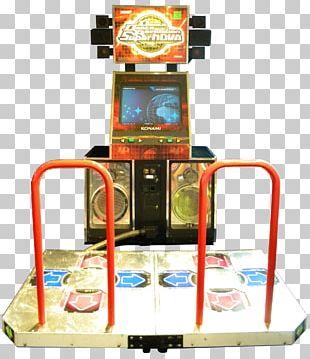 Dance Dance Revolution SuperNOVA2 PlayStation 2 Video Game Konami PNG