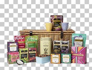 Food Gift Baskets Green Tea Hamper Sencha PNG