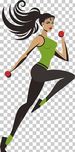 Physical Exercise Physical Fitness Aerobic Exercise Weight Loss Dumbbell PNG