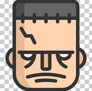 Computer Icons Smiley Frankenstein's Monster Halloween Emoticon PNG