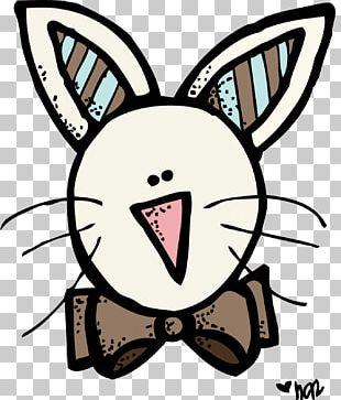 Easter Bunny Easter Basket Easter Egg PNG