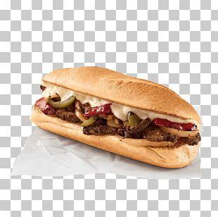 Steak Sandwich Fried Chicken BLT Cheesesteak French Fries PNG
