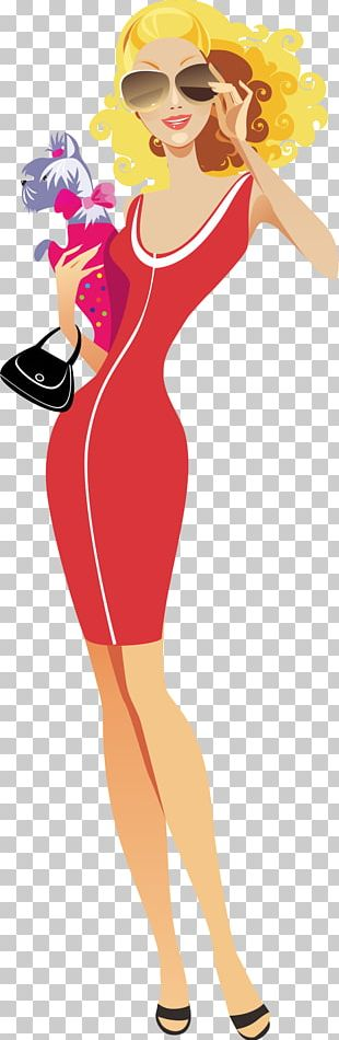 Fashion Illustration Illustration PNG
