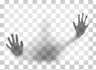 Ghost Fear Child Shadow Person Shade PNG
