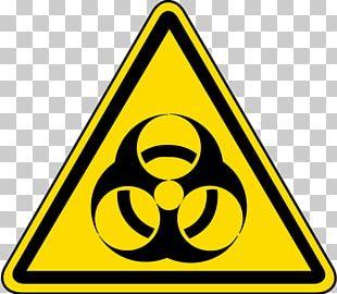 Biological Hazard Symbol Sign Biosafety Level PNG