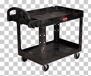 Rubbermaid Shelf Cart Hand Truck Transport PNG