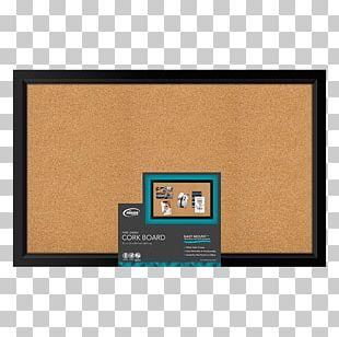 Bulletin Board Frames Cork Foam Core Wall PNG