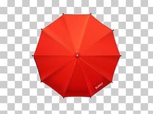 Umbrella Red PNG
