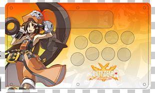 Guilty Gear Xrd: Revelator Guilty Gear XX Xbox 360 Arcade Game PNG