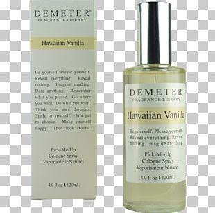 Lotion Demeter Fragrance Library Perfume Eau De Cologne Eau De Toilette PNG