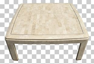 Coffee Tables Mosaic Brass Inlay PNG