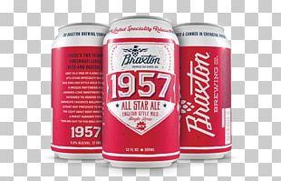 Craft Beer Cincinnati Reds Aluminum Can Beverage Can PNG