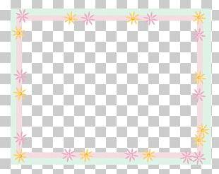Frames Flower Area Petal Pattern PNG