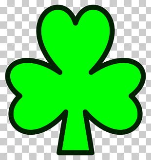 Shamrock Saint Patricks Day PNG