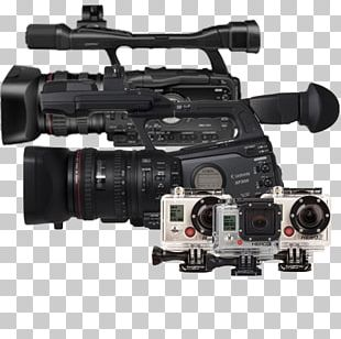 Video Cameras Camera Lens Canon XH A1S Zoom Lens PNG
