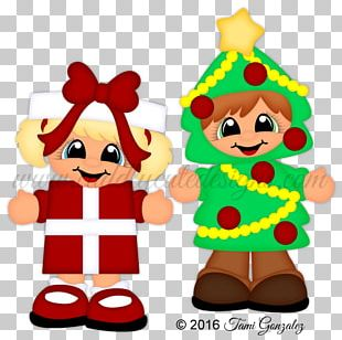 Christmas Ornament Santa Claus Christmas Elf PNG