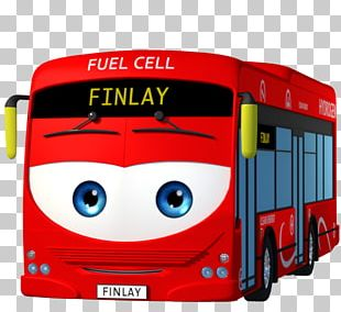 London Buses Finlay London Finlay Street Fuel Cells PNG