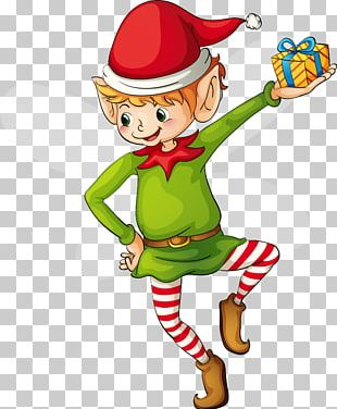The Elf On The Shelf Santa Claus Christmas Elf Mrs. Claus PNG