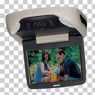 Computer Monitors DVD Player Thin-film-transistor Liquid-crystal Display Voxx International PNG