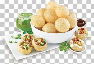 Panipuri Street Food Bhelpuri Chaat PNG