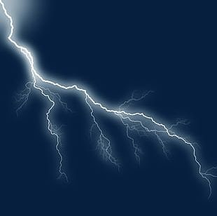 Thunder And Lightning PNG