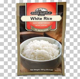 Food Storage White Rice Whole Food PNG