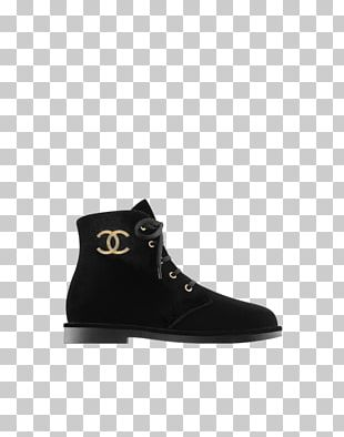 Chanel Fashion Boot Shoe PNG