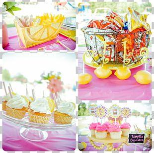 Buttercream Lemonade Cake Decorating Sweetness PNG
